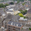 Maastricht houses - Stock Photo