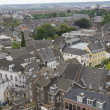 Cityscape of Maastricht - Stock Photo