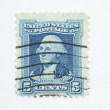 Postage stamp Washington 1932 5 cents — Stock Photo