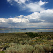 Mono lake in California — Stock Photo