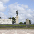 Monument for Che Guevara in Cuba — Stock Photo