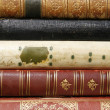 Foto Stock: Antique books
