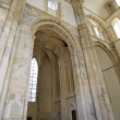 Stock Photo: Interior abbey cluny