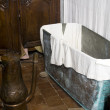 17th century bathroom — Stock Photo #9065524