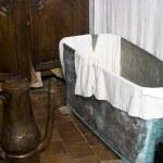 17th century bathroom — Stock Photo #9065524