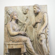 Ancient greek art in hellenistic style — Stock Photo