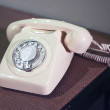Royalty-Free Stock Photo: Retro telephone