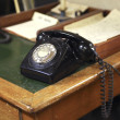 Old telephone — Foto Stock