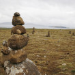 Tower of balancing rocks — Stock Photo #9141202