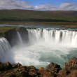 Stock Photo: Godafoss waterfall, Iceland