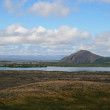 Myvatn area in Iceland — Stock Photo