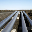 Stock Photo: Pipelines