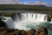 Godafoss waterfall, Iceland — 图库照片