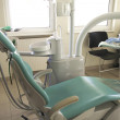 Interior of dentist office — Stock Photo