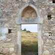 Stock Photo: Ancient monastary in Crete