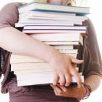 Study books — Stock Photo