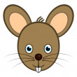 Cute Mouse — Stock Vector #10568212