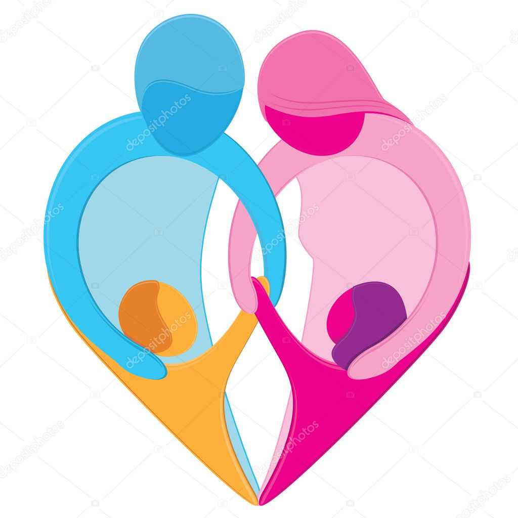 Heart Love Family