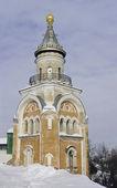 Свечная башня Борисоглебовского монастыря — Foto de Stock