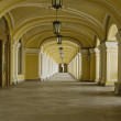 "Gostiniy dvor"" gallery, St.-Petersburg, Russia. - Stock Photo"