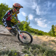 Downhill - Stock Photo