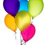 Six balloons — Stock Photo #8834890