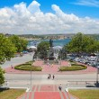 Nahimov Square in Sevastopol - Stock Photo