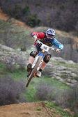 Dağ bisikleti — Stok fotoğraf