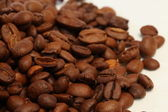 Coffee Beans Medium Roast level — Stock Photo