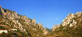 Sardinian canyon — Stock Photo