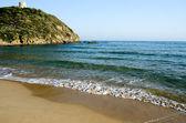 Sardinian beach — Stock Photo