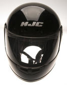 Motorcycle helmet — Stockfoto