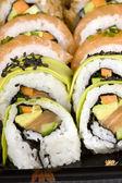 Delicious Sushi — Stock Photo