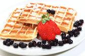 Kahvaltı gözleme — Stok fotoğraf