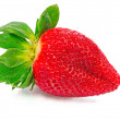 One ripe strawberry — Stock Photo #8915612