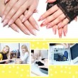Manicure set - Stock Photo
