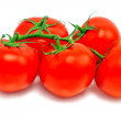 Stock Photo: Stem tomatos
