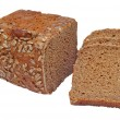 Stockfoto: Ruddy loaf of bread