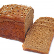 Stock Photo: Ruddy loaf of bread