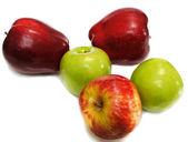 Few apples — Stock Photo