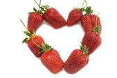 Вкусный сердце — Стоковое фото