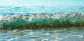 Wave on sea — Stock Photo