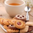 Assorted cookies — Stock Photo