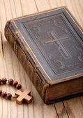 Religieuze boek — Stockfoto