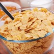 Corn flakes — Stock Photo #9715083