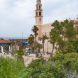 Jaffa, a part of the Israeli city of Tel Aviv-Yafo — Stock Photo