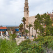 Stock Photo: Jaffa, a part of the Israeli city of Tel Aviv-Yafo