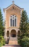 Latrun, Trappist Monastery, Abbaye de Latroun, Israel — Stock Photo