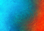 Red and blue abstract background — Stock Photo