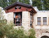 ゲッセマネの園での教会 — ストック写真